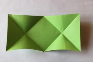 origami grenouille 05