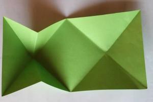 origami grenouille 06
