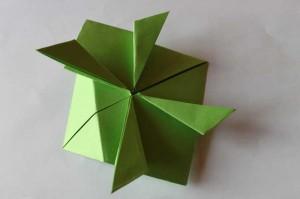 origami grenouille 13