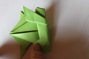 origami grenouille 20