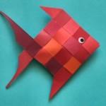 """le mobile """"poissons"""" de creatrice.com"""